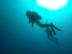 Diver Team Academy Davide Istruttore