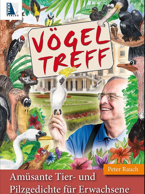 """Taschenbuch """"Vögeltreff"""" von Peter Rauch"""