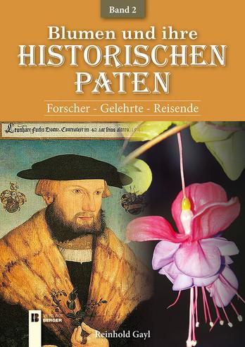 Historische Paten und ihre Blumen - Band 2