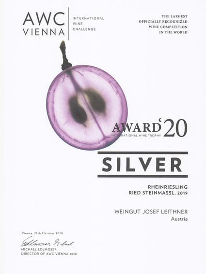 AWC Silver Riesling