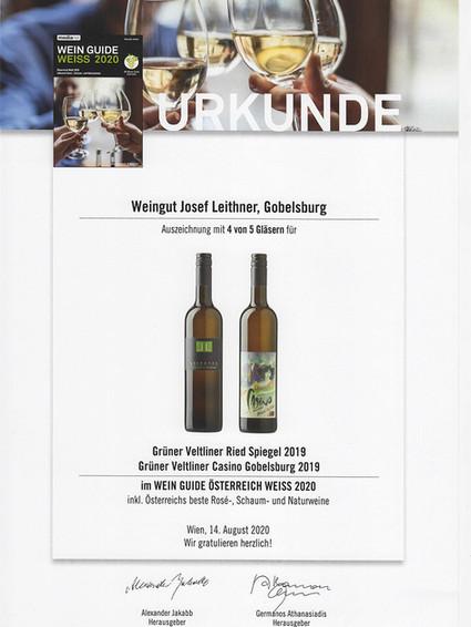 Weinguide 2020