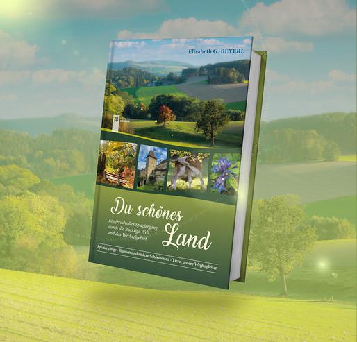 Buchgestaltung - Du schönes Land