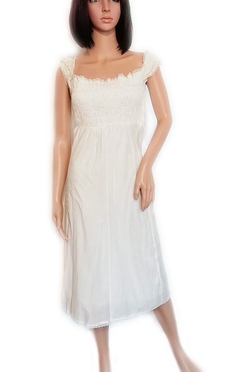 "Kleid ""White Summer"""