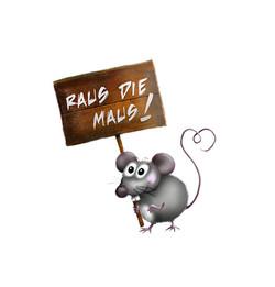 Raus die Maus!