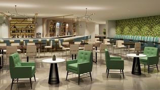 delta hotel bar.