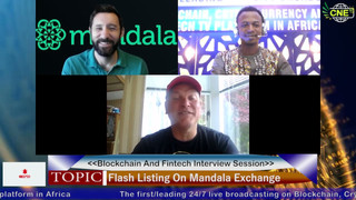 Joe and James from Flashcoin