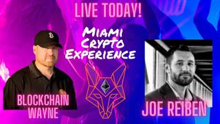 Live with Joe Reiben, CEO of Mandala Exchange