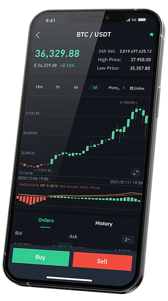 Mandala Exchange App