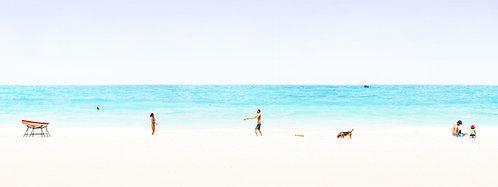 Igal Pardo, Tel-aviv shore, Photograph