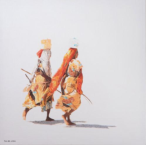 Roni Ben Simhon, Women in India.