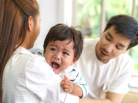 Parenting Tips to Deal with Temper Tantrums