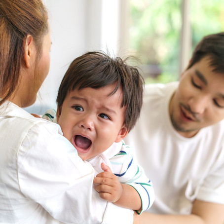 3 Parenting Strategies to Deal with Temper Tantrums