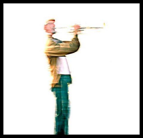 Roni Ben Simhon, Man playing the trumpet