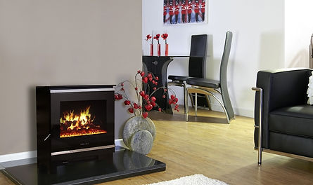 Electric Stove Fire, Fireplaces, Birmingham