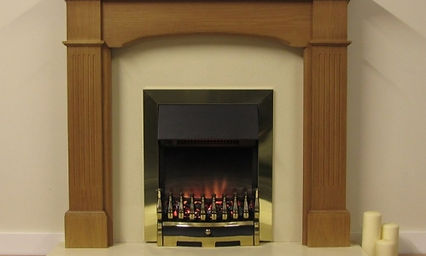 Wooden Fire Surrounds, Birmingham