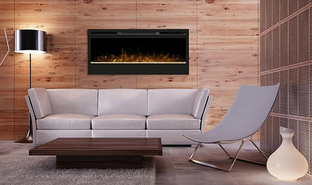 Wall Mounted Electric Fires, Fireplaces, Birmingham