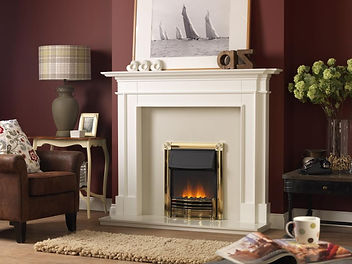 Inset Electric Fire, Fireplaces, Birmingham