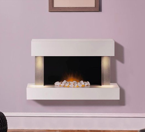 Wall Mounted, Electric Fire, Fireplaces, Birmingham, Solihull