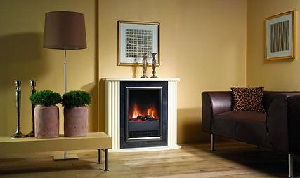 Electric Suite Fire, Fireplaces, Birmingham