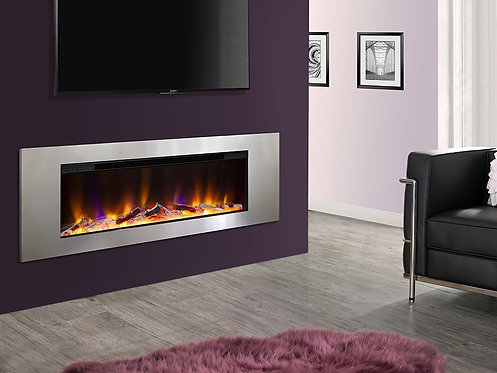 Celsi Electriflame VR Metz Wall Mounted Inset Electric Fire