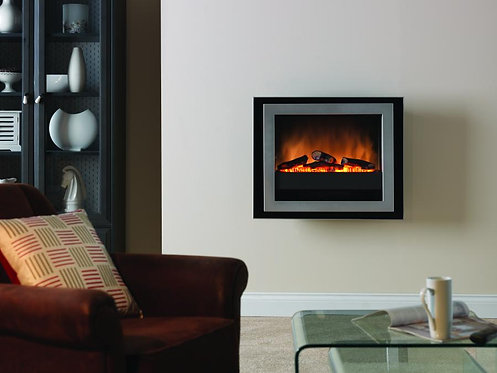 Wall Mounted Electric Fires, Fireplaces, Birmingham, Solihull