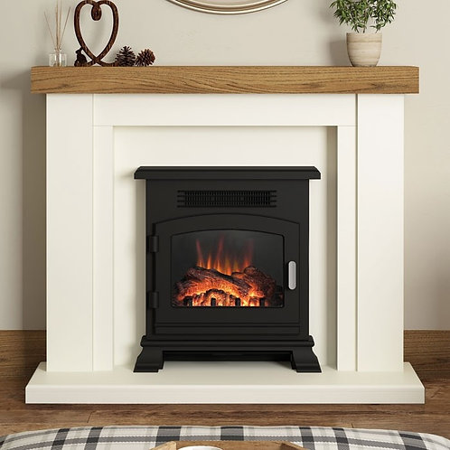 Elgin & Hall Bracken Electric Fireplace