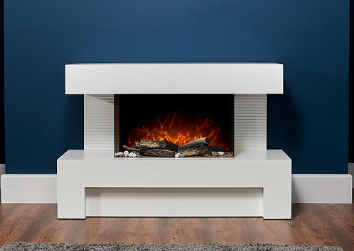 Aurora Capella Electric Fire Suite