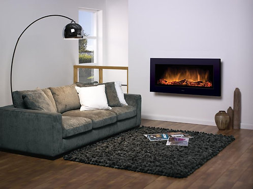 Wall Mounted Electric Fire, Fireplaces, Birmingham, Solihull