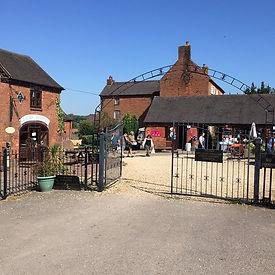 Hoar Park Craft Village Showroom