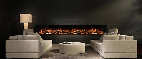 Evonic Karlstad Built-In Electric Fire