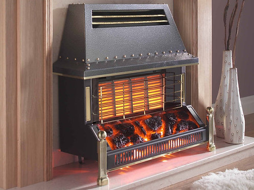 Outset Gas Fire, Fireplaces, Birmingham, Solihull