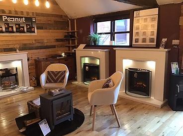 Fireplace Showroom