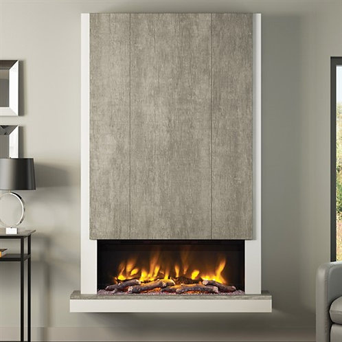 Elgin & Hall Camino Pryzm Wall Mounted Electric Fireplace