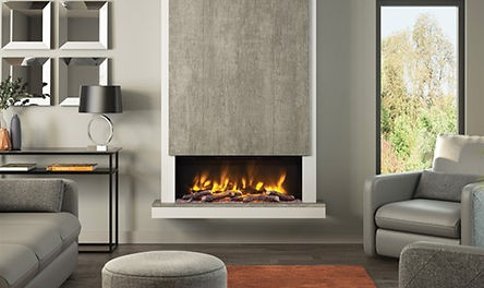 Elgin & Hall Camino Electric Fireplace