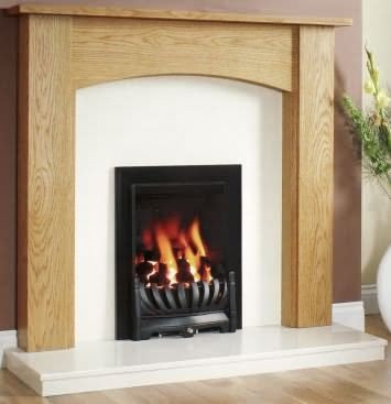 Wooden Fire Surround, Fireplaces, Birmingham, Solihull