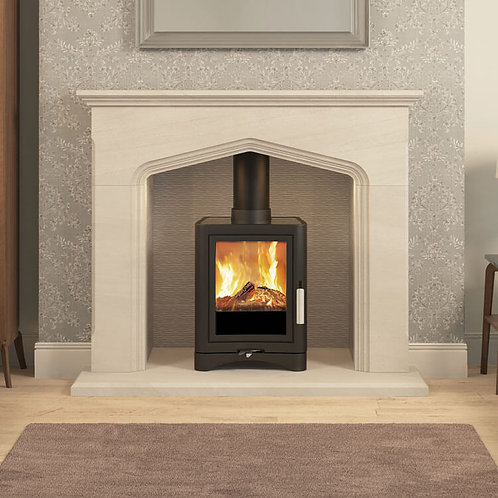 Inglenook Fire Surround, Fireplaces, Birmingham, Solihull