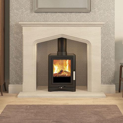 Inglenook Fire Surround, Fireplaces, Birmingham, Solihull