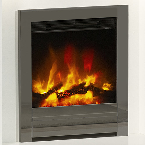 "Elgin & Hall 16"" Beam Inset Electric Fire"