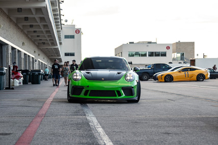 HD Motorsports at the track
