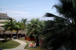 Relax at the resort