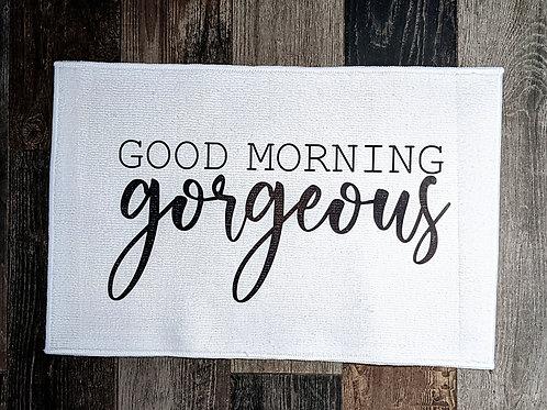 Hello Handsome /Good Morning Gorgeous set