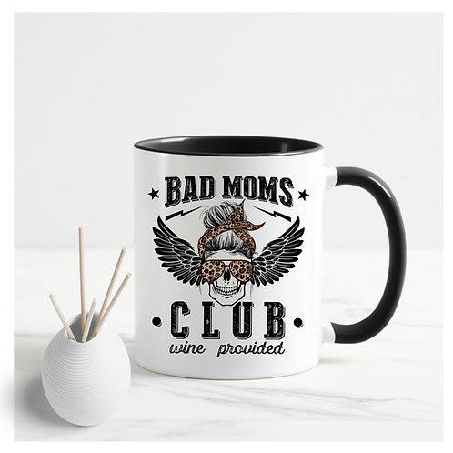 Bad Mom Club, Wine provided