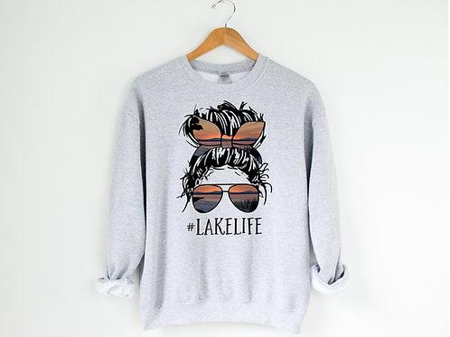 Lake Life Crew Sweater
