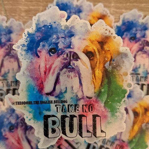 Take NO Bull  ( Help Theodore)