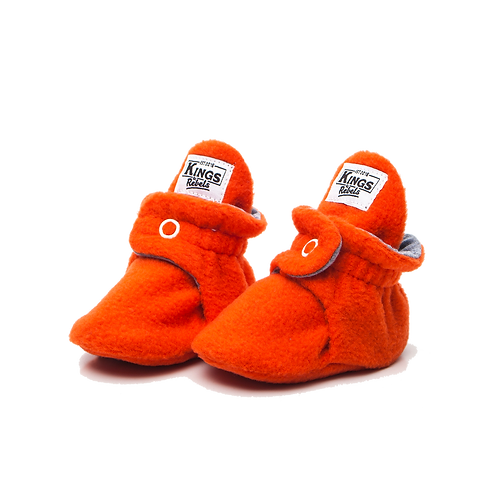 Bota Fleece Original - Naranja