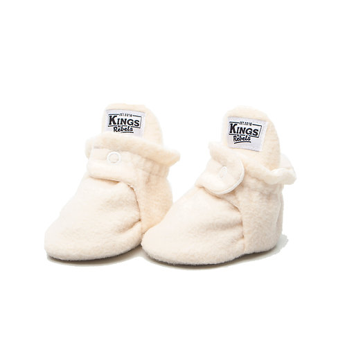 Bota Fleece Original - Crema