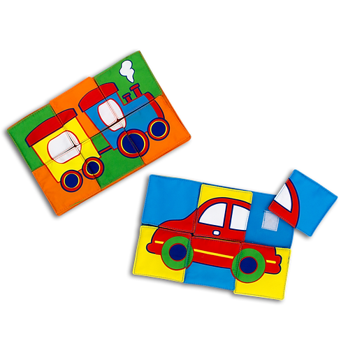 Rompecabezas (paquete de 2)