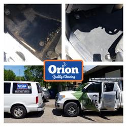 auto detailing, car truck van washing service