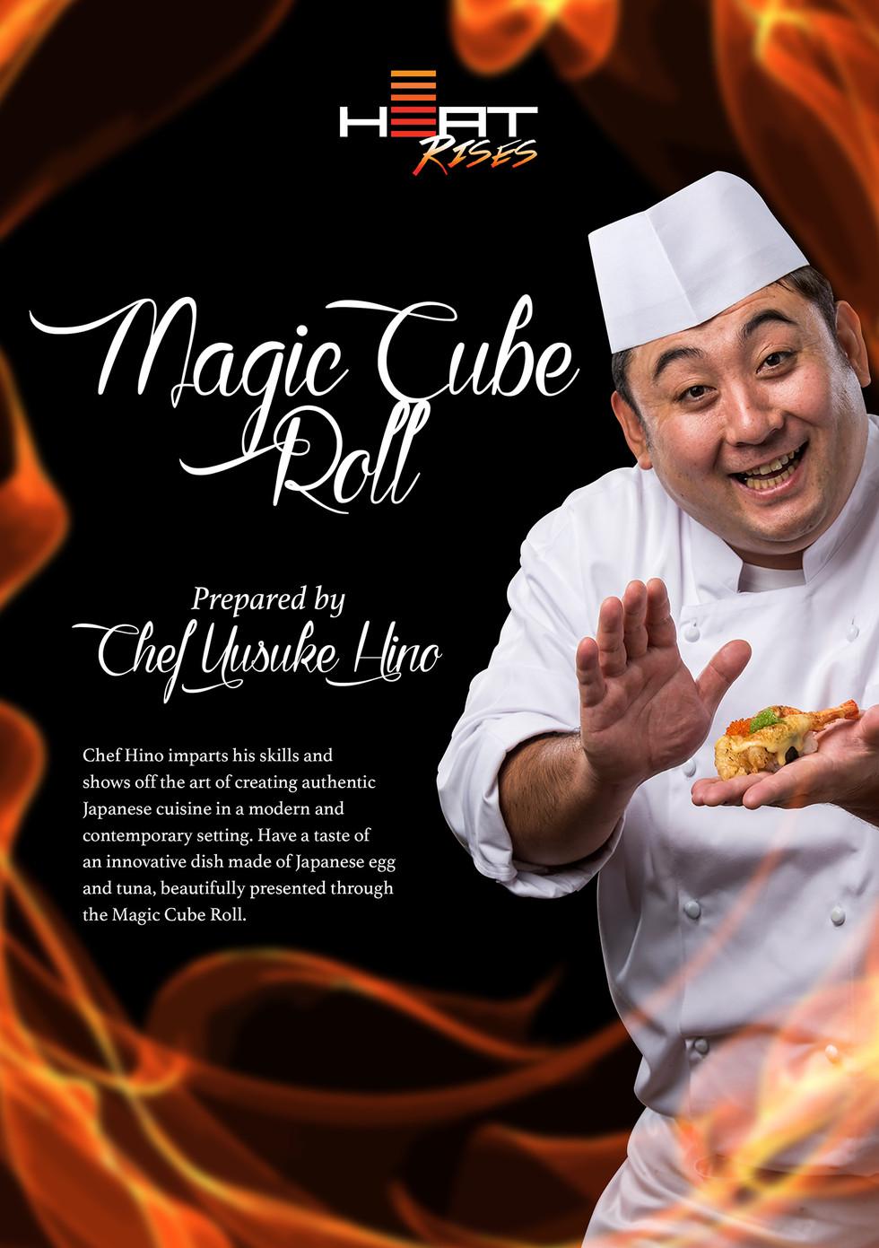 Magic Cube Roll - Yusuke Hino.jpg