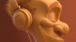 kevin-beckers-headphone-dude-art-vray-3d
